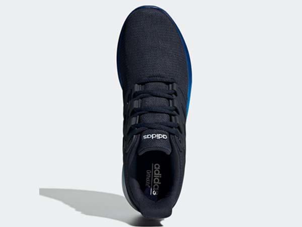 100円~ adidas エナジークラウド2 ネイビー 27.0cm 通気性クッション軽量サポート_画像5