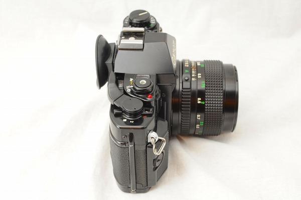 ★超美品★Canon キャノン A-1 + New FD 50mm F1.4 レンズ・ストロボセット スピードライト/#1493/0512_画像4