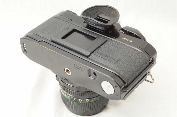 ★超美品★Canon キャノン A-1 + New FD 50mm F1.4 レンズ・ストロボセット スピードライト/#1493/0512_画像3