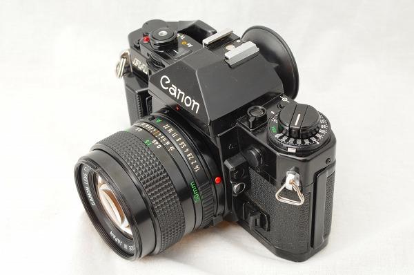 ★超美品★Canon キャノン A-1 + New FD 50mm F1.4 レンズ・ストロボセット スピードライト/#1493/0512_画像2