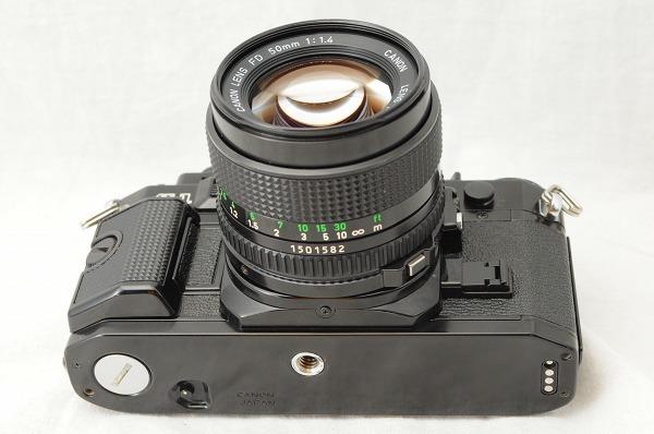 ★超美品★Canon キャノン A-1 + New FD 50mm F1.4 レンズ・ストロボセット スピードライト/#1493/0512_画像6