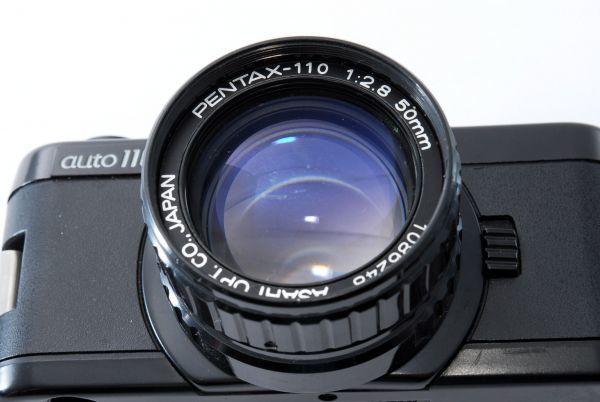 ★現状品★PENTAX ペンタックス AUTO オート 110 SUPER 50mm F1.8付き★K-0711_画像10