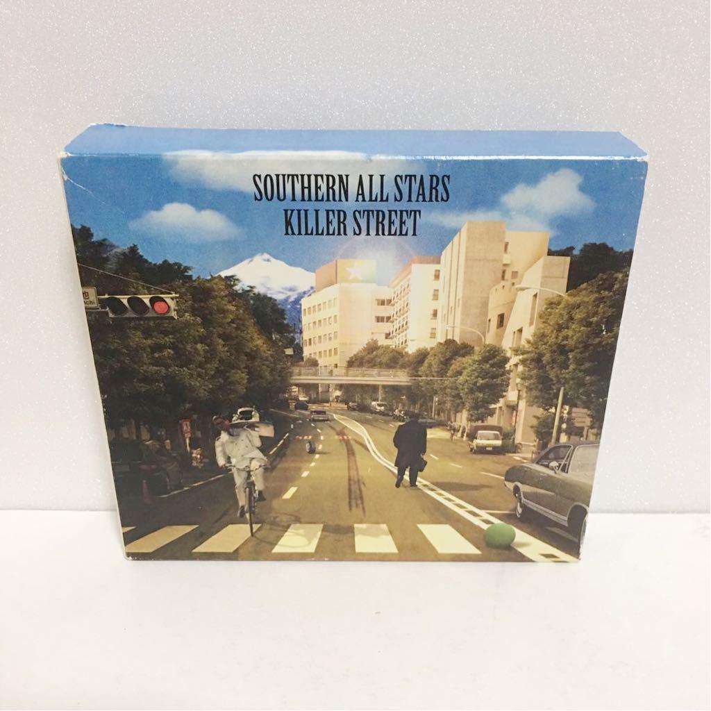 中古CD+DVD★サザンオールスターズ / KILLER STREET★キラーストリート 送料188円_画像1