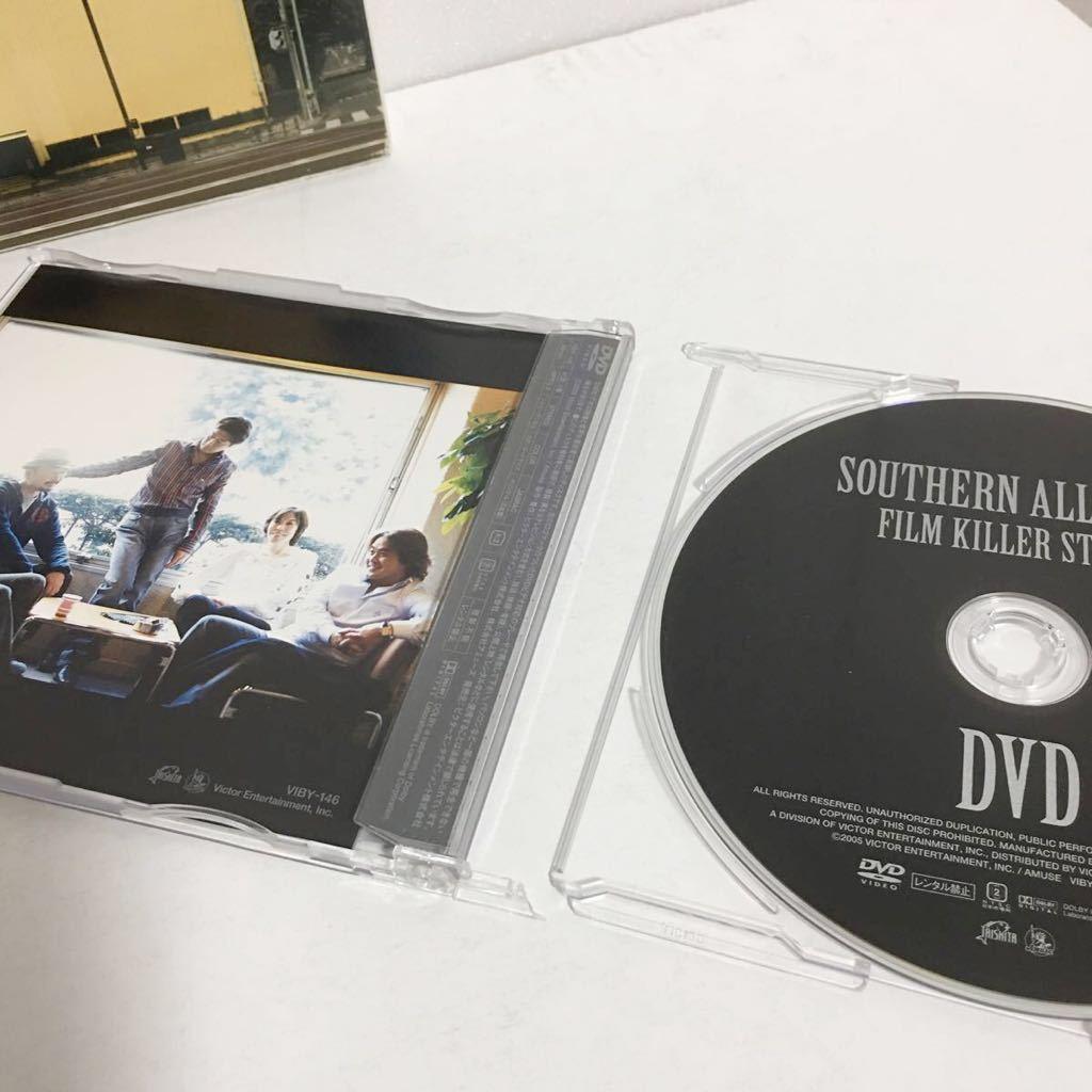 中古CD+DVD★サザンオールスターズ / KILLER STREET★キラーストリート 送料188円_画像7