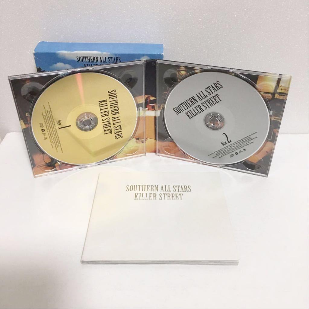 中古CD+DVD★サザンオールスターズ / KILLER STREET★キラーストリート 送料188円_画像3