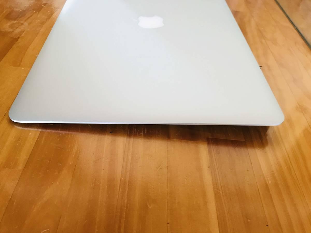 中古 Macbook Pro Retina 15インチ Mid 2012 Early 2013 A1398 液晶 画面 上半部 上半身 LCD スクリーン ディスプレイ パネル ★送料無料_画像5