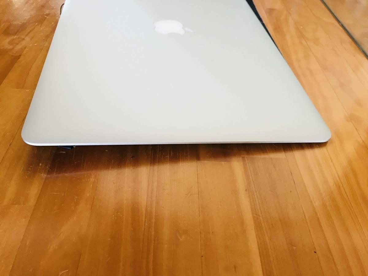 中古 Macbook Pro Retina 15インチ Mid 2012 Early 2013 A1398 液晶 画面 上半部 上半身 LCD スクリーン ディスプレイ パネル ★送料無料_画像6