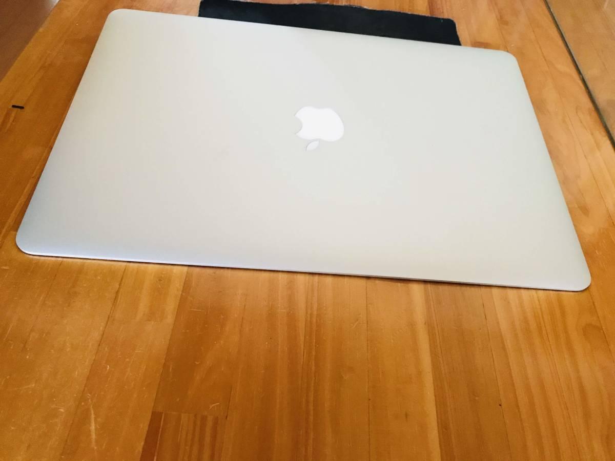 中古 Macbook Pro Retina 15インチ Mid 2012 Early 2013 A1398 液晶 画面 上半部 上半身 LCD スクリーン ディスプレイ パネル ★送料無料_画像7
