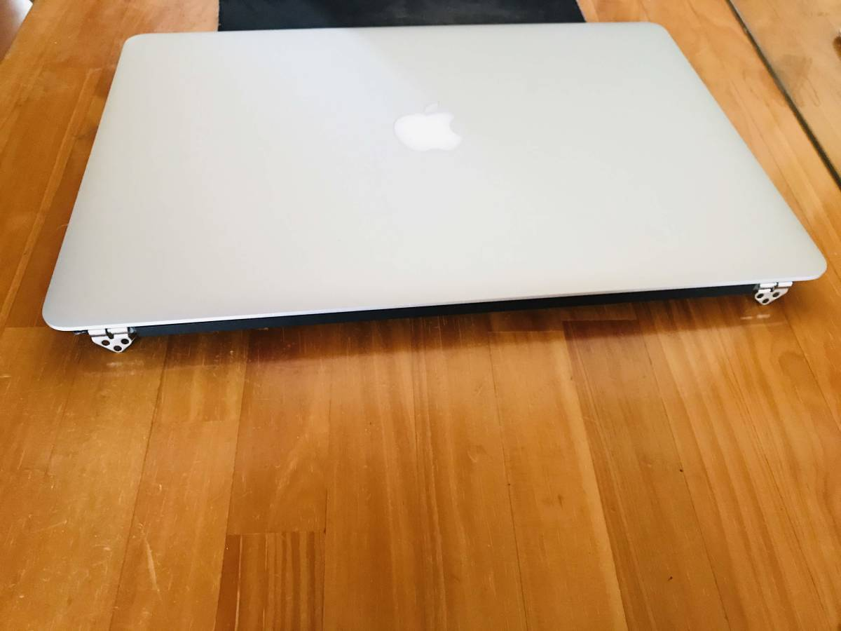 中古 Macbook Pro Retina 15インチ Mid 2012 Early 2013 A1398 液晶 画面 上半部 上半身 LCD スクリーン ディスプレイ パネル ★送料無料_画像8
