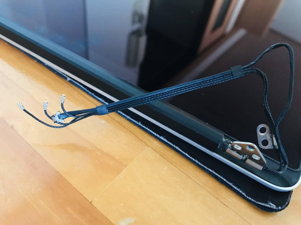 中古 Macbook Pro Retina 15インチ Mid 2012 Early 2013 A1398 液晶 画面 上半部 上半身 LCD スクリーン ディスプレイ パネル ★送料無料_画像9