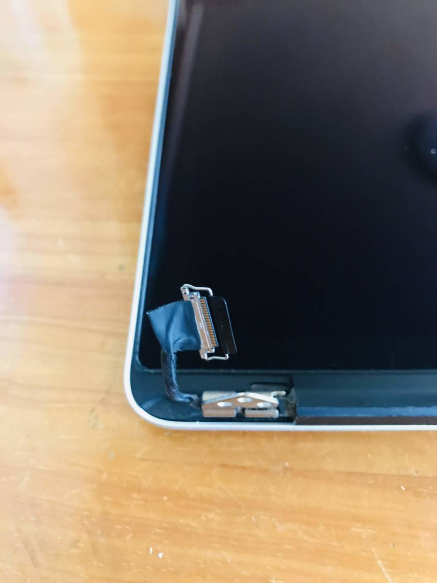 中古 Macbook Pro Retina 15インチ Mid 2012 Early 2013 A1398 液晶 画面 上半部 上半身 LCD スクリーン ディスプレイ パネル ★送料無料_画像10