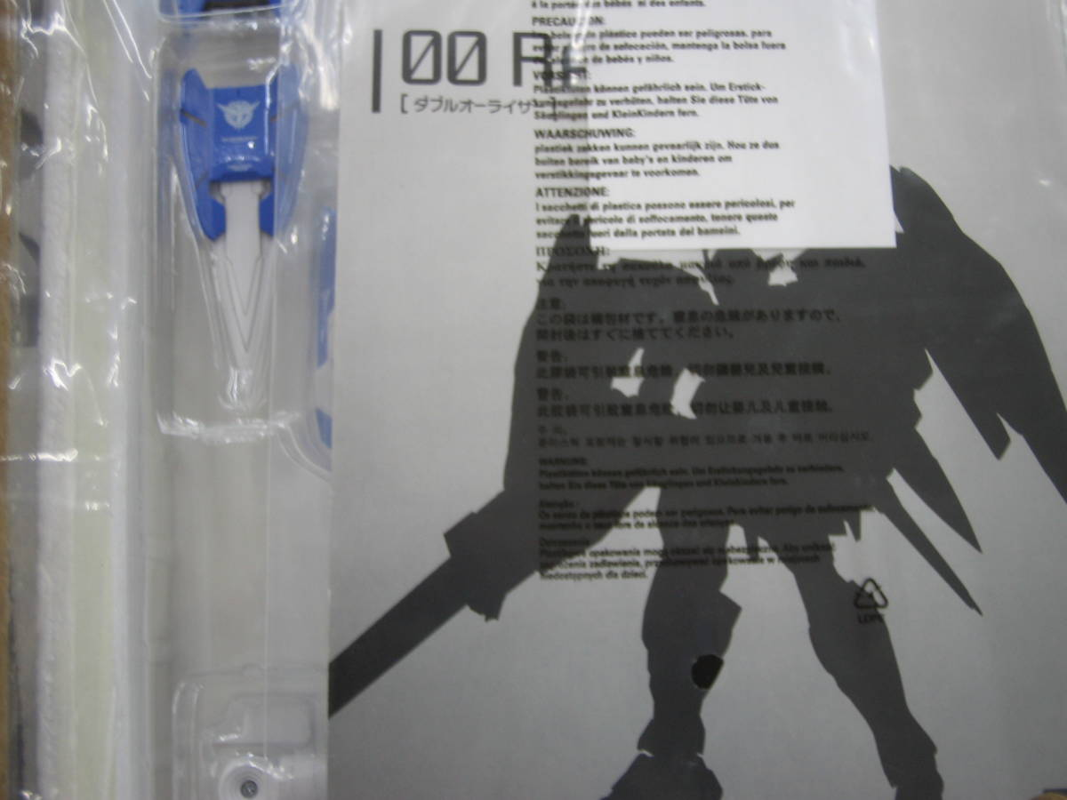 METAL BUILD 機動戦士ガンダム00 ダブルオーライザー 開封品_画像6