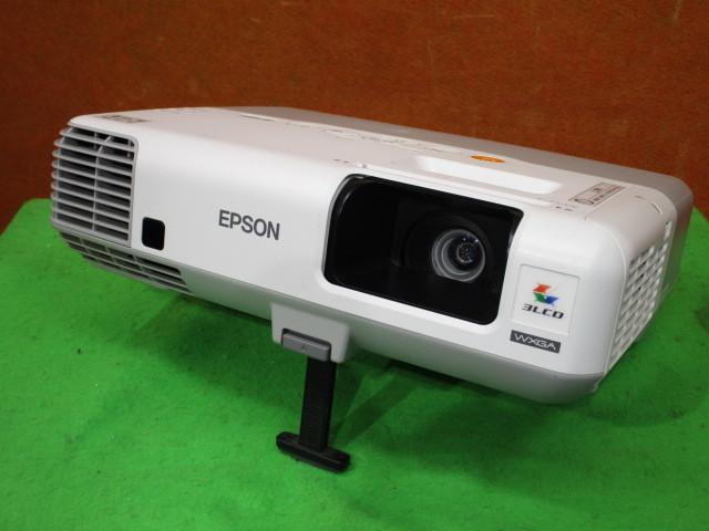 [A04199] EPSON EB-910W 液晶プロジェクター 3200ルーメン 簡易チェック済み