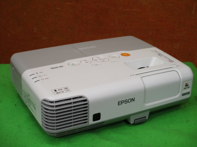 [A04199] EPSON EB-910W 液晶プロジェクター 3200ルーメン 簡易チェック済み_画像2