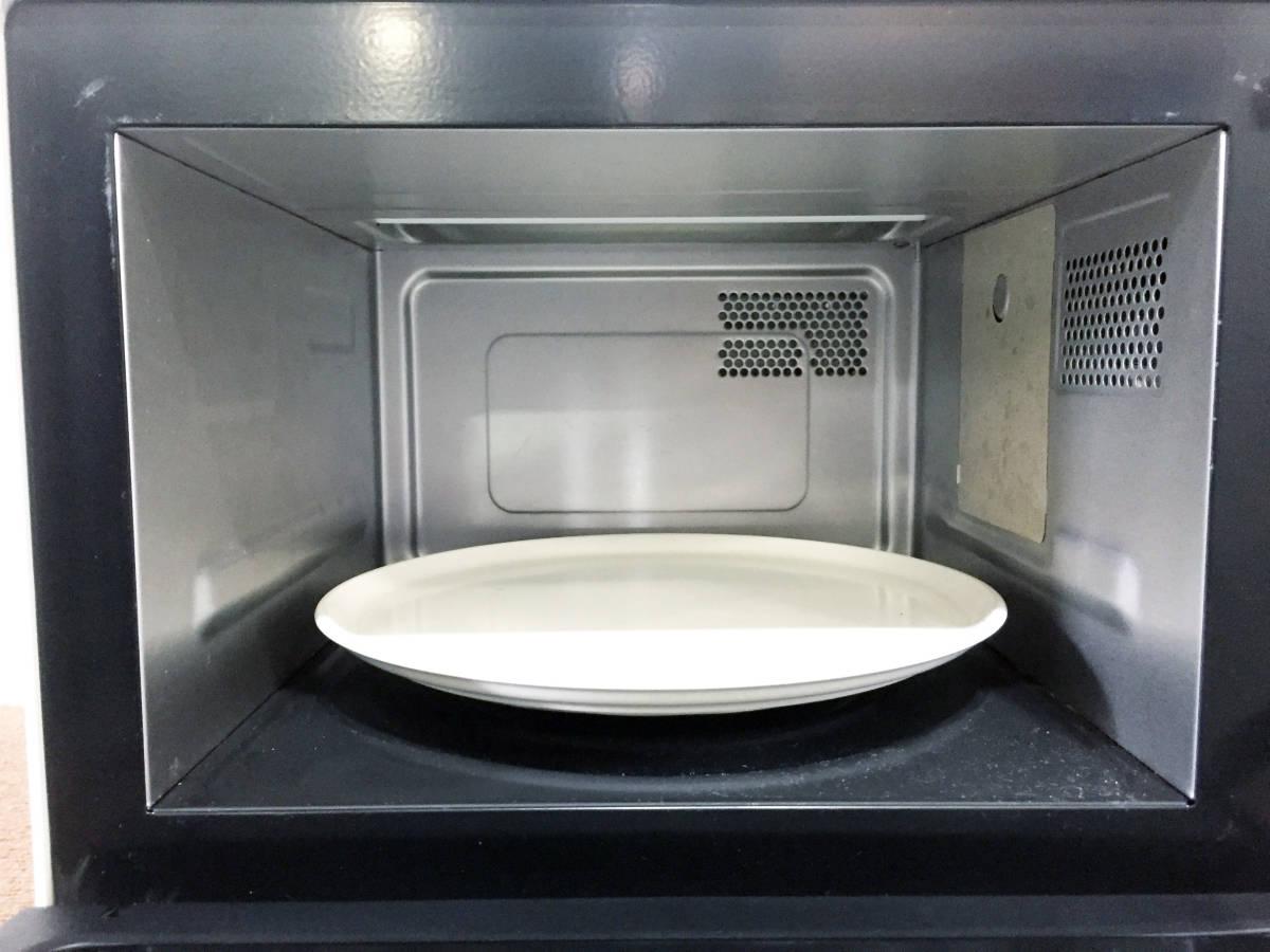 ◎全国送料無料!!2016年製★極上超美品★中古◎ HITACHI トーストが両面同時に焼ける。管ヒーター採用。オーブンレンジ【MRO-NT5】i234_画像5