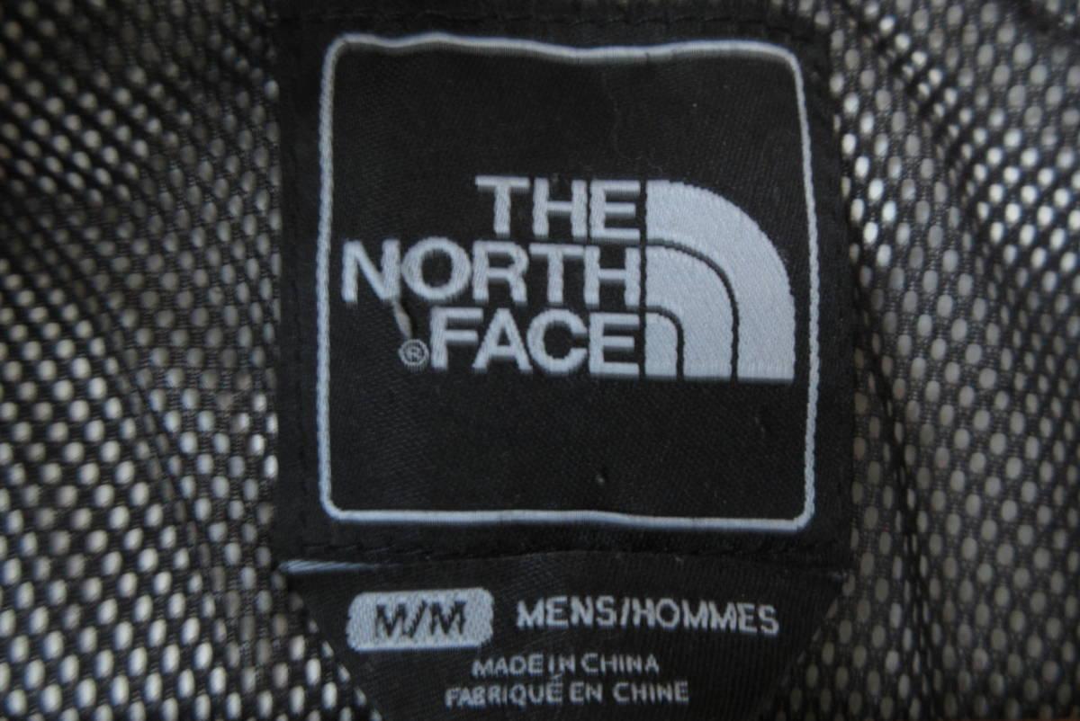 ノースフェイス TheNorthFace ナイロンジャケット ハイベント Mサイズ 黒 春先用 中古_画像5
