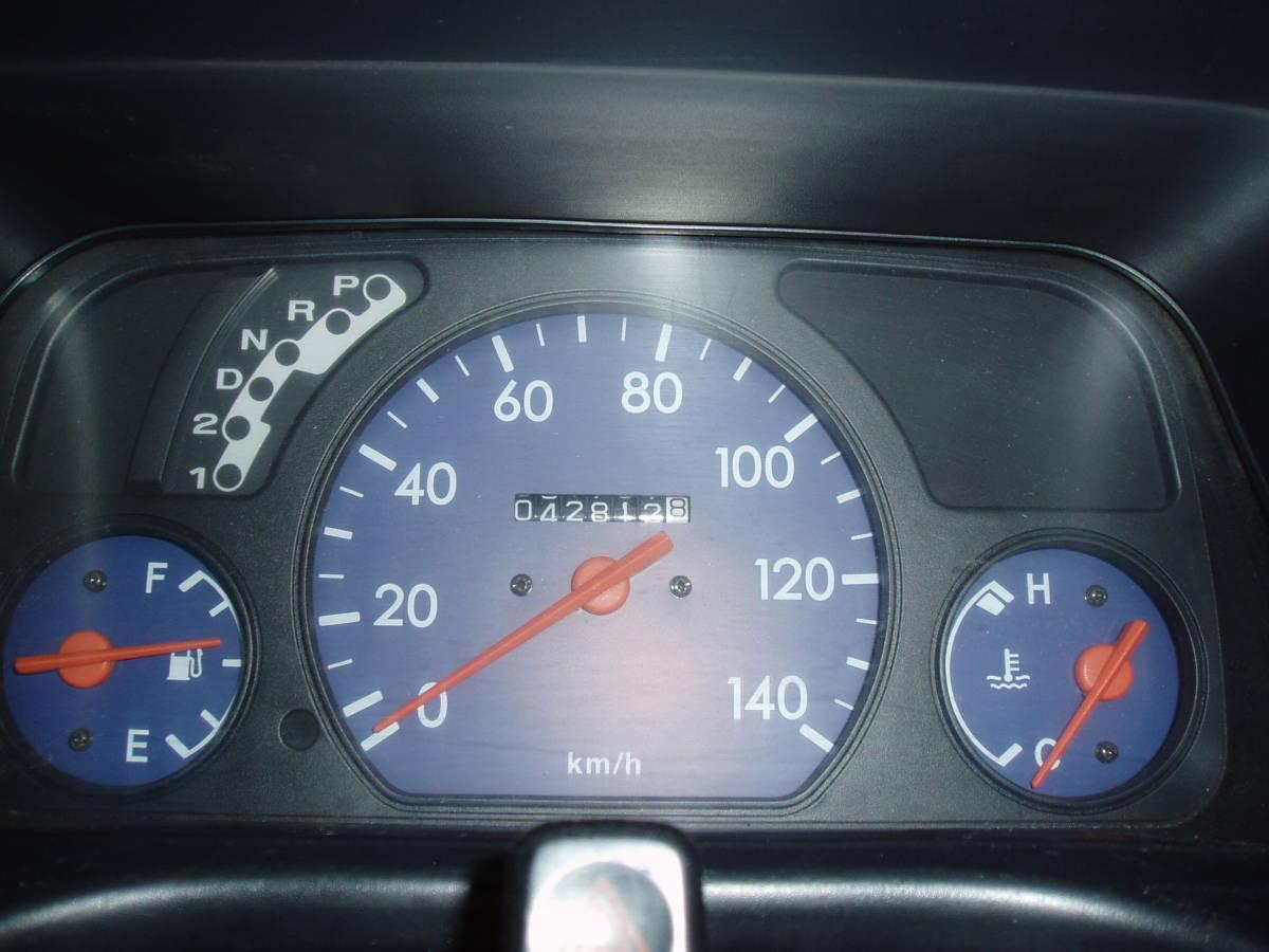 サンバートラック 低走行 4WD AT 札幌~~ 即決特典あり_画像10
