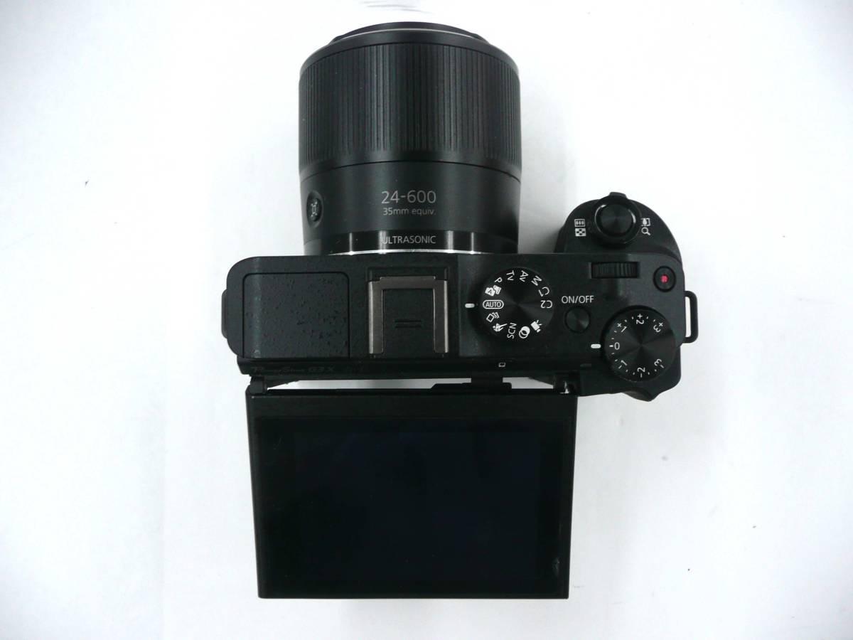 【ジャンク カメラ】 Canon PowerShot G3X キヤノン (J943M) _画像3