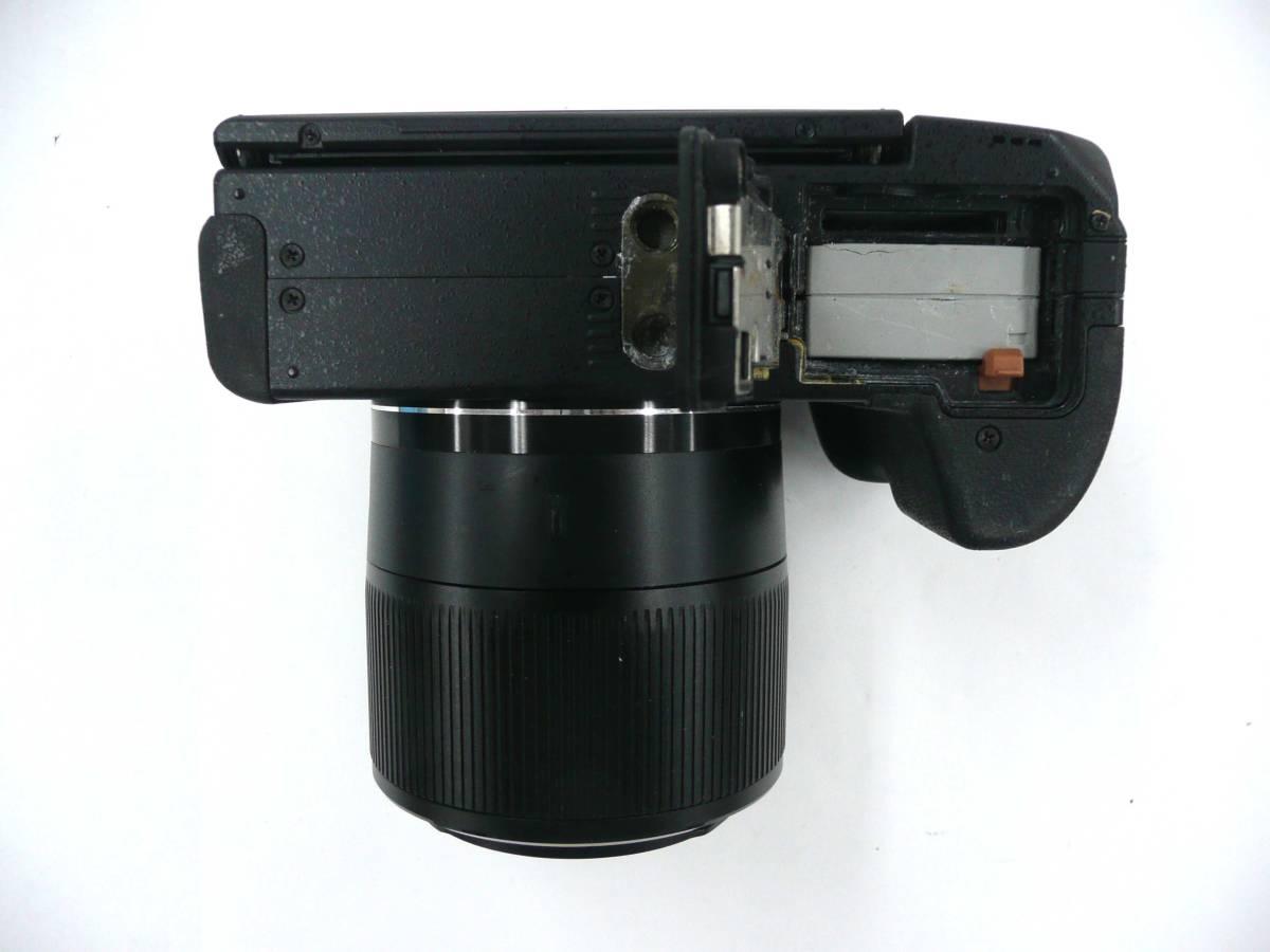 【ジャンク カメラ】 Canon PowerShot G3X キヤノン (J943M) _画像4