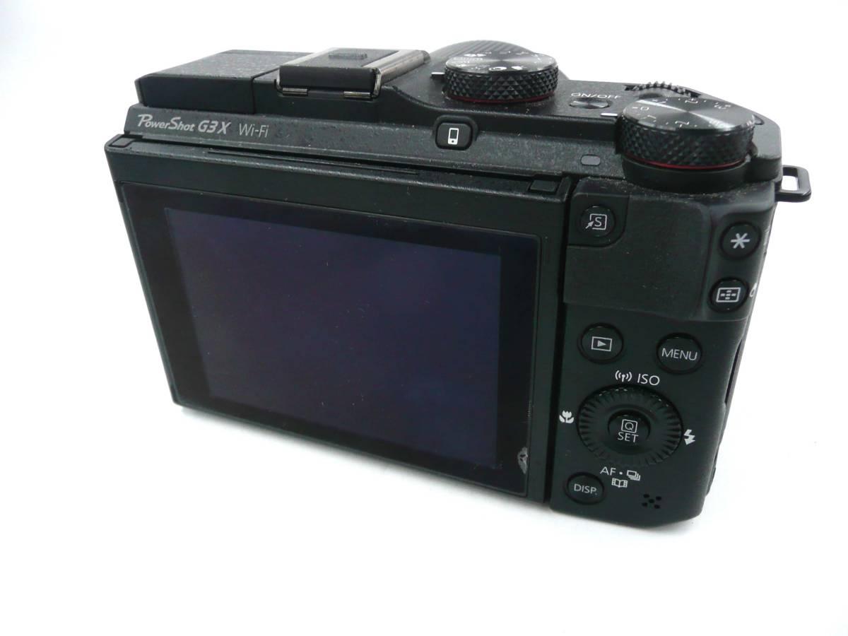 【ジャンク カメラ】 Canon PowerShot G3X キヤノン (J943M) _画像2