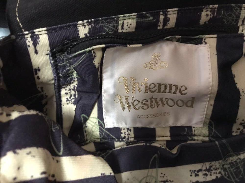 新品未使用 Vivienne Westwood ショルダーバッグ 斜めがけ EDGE WEAR エッジウェア_画像4