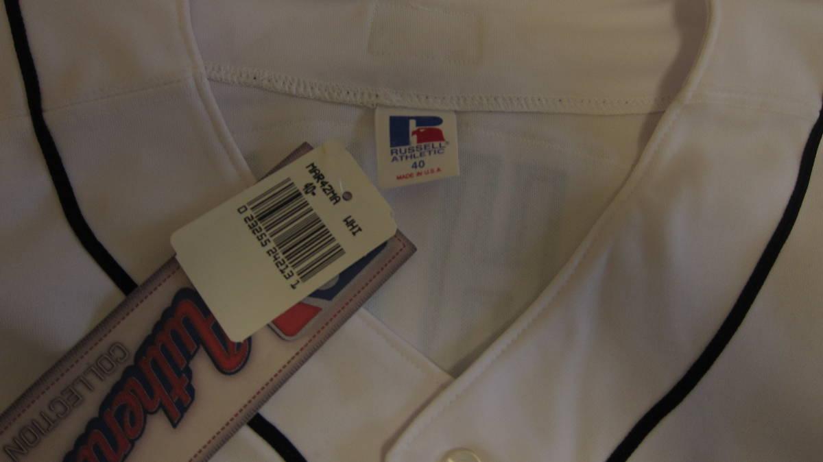 イチロー ジャージ レア 2004 ユニフォーム MLB マリナーズ 刺繍 最多安打 記念 限定 51枚_画像3
