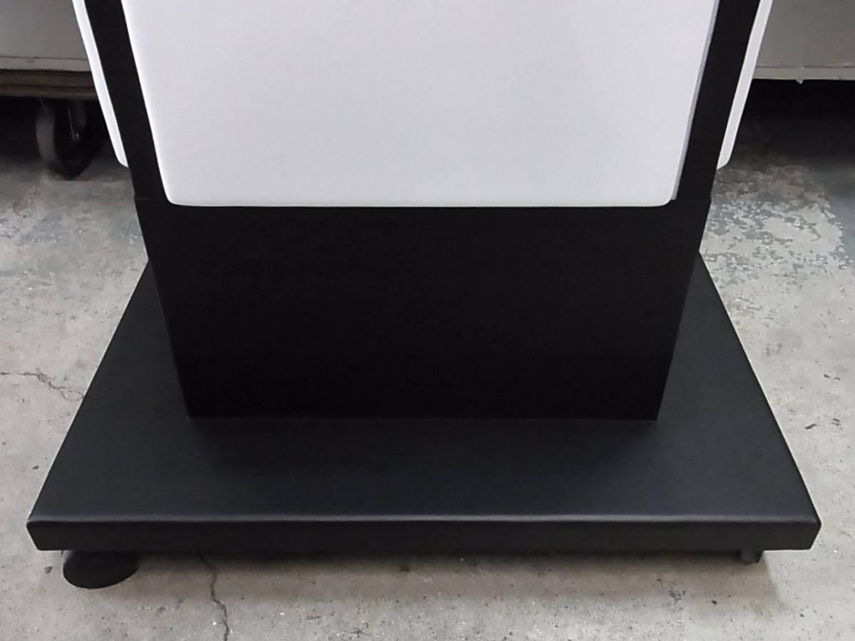 【三和サインワークス 4面 電飾看板 H1340mm】業務用 電光看板 照明看板 スタンドサイン ライト_画像6