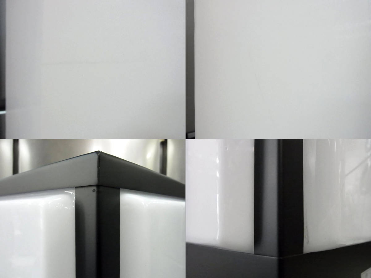 【三和サインワークス 4面 電飾看板 H1340mm】業務用 電光看板 照明看板 スタンドサイン ライト_画像9