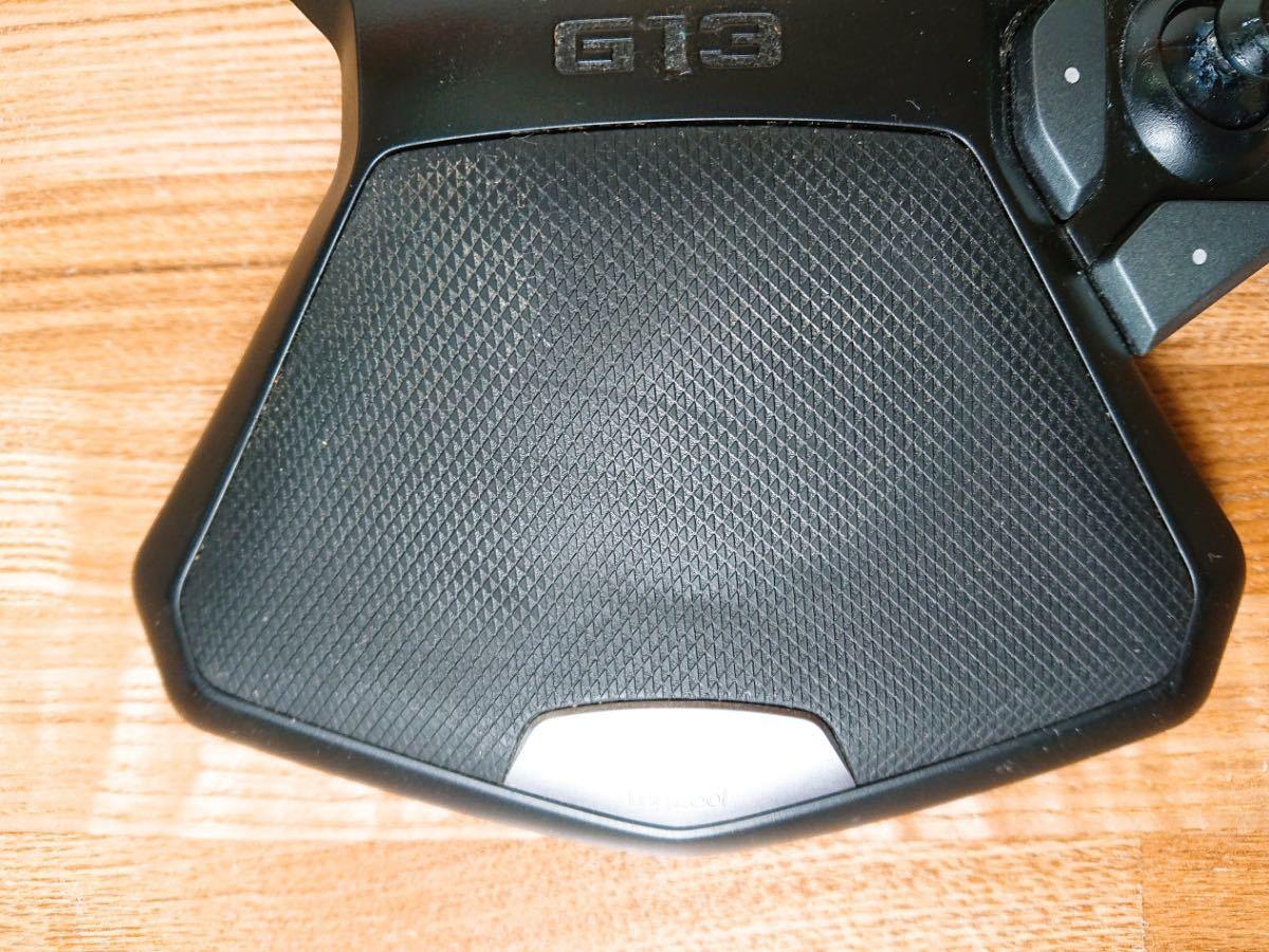 ∀ Logicool ロジクール G13r Advanced Gameboard アドバンスゲームボード 左手用 動作品_画像3