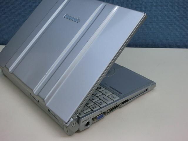 ◆使用感あり◆ CF-W8 Core2Duo /HDD250GB/メモリ2GB/Windows10_画像6