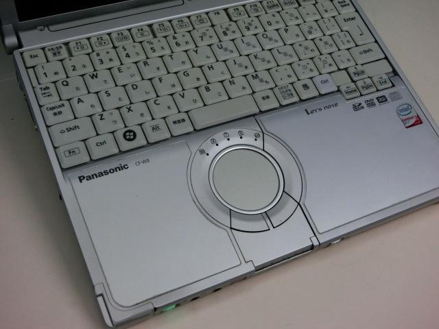 ◆使用感あり◆ CF-W8 Core2Duo /HDD250GB/メモリ2GB/Windows10_画像4