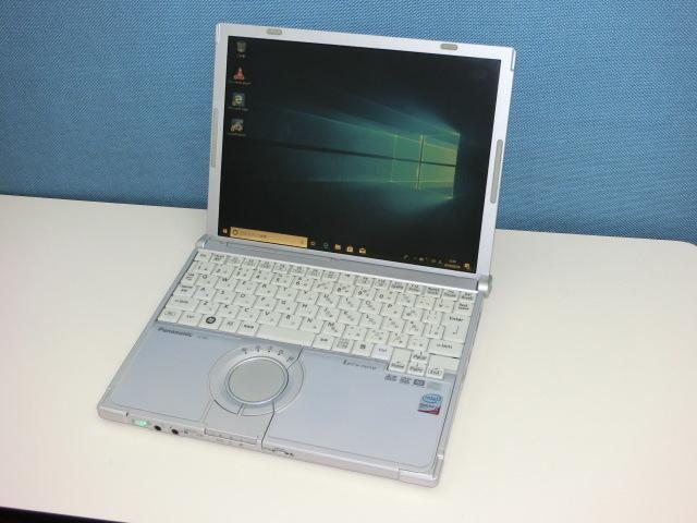 ◆使用感あり◆ CF-W8 Core2Duo /HDD250GB/メモリ2GB/Windows10