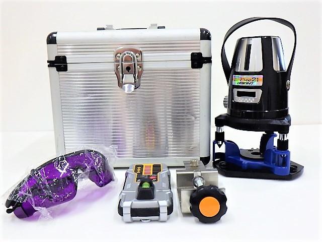 ◎ シンワ 墨出し器 LASER ROBO neo21 BRIGHT 77354 レーザー 工具 測量器