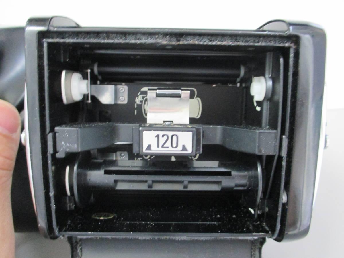 U30684  中古★マミヤ M645 1000s 中判カメラ MAMIYA-SEKOR C 1:1.9 f=80mm レンズ グリップ 付き_画像8
