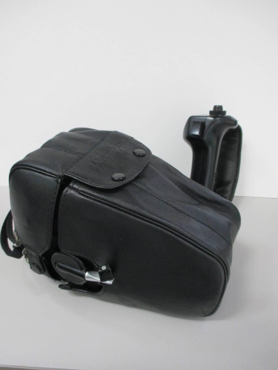 U30684  中古★マミヤ M645 1000s 中判カメラ MAMIYA-SEKOR C 1:1.9 f=80mm レンズ グリップ 付き_画像10