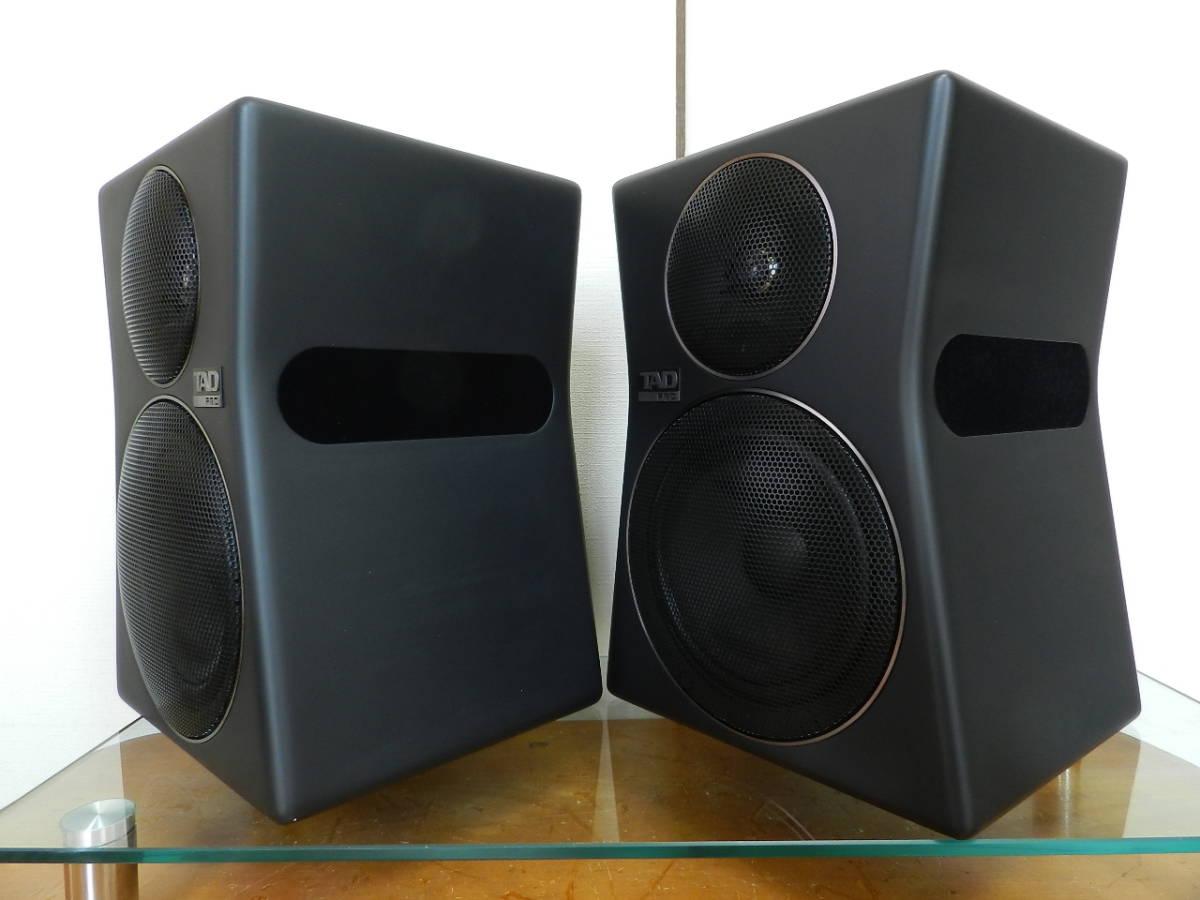 TAD PRO / TSM-2201-LR(ペア)/ Pioner スタジオモニター//ワンオーナー 極美品//発売価格¥157.500_画像3