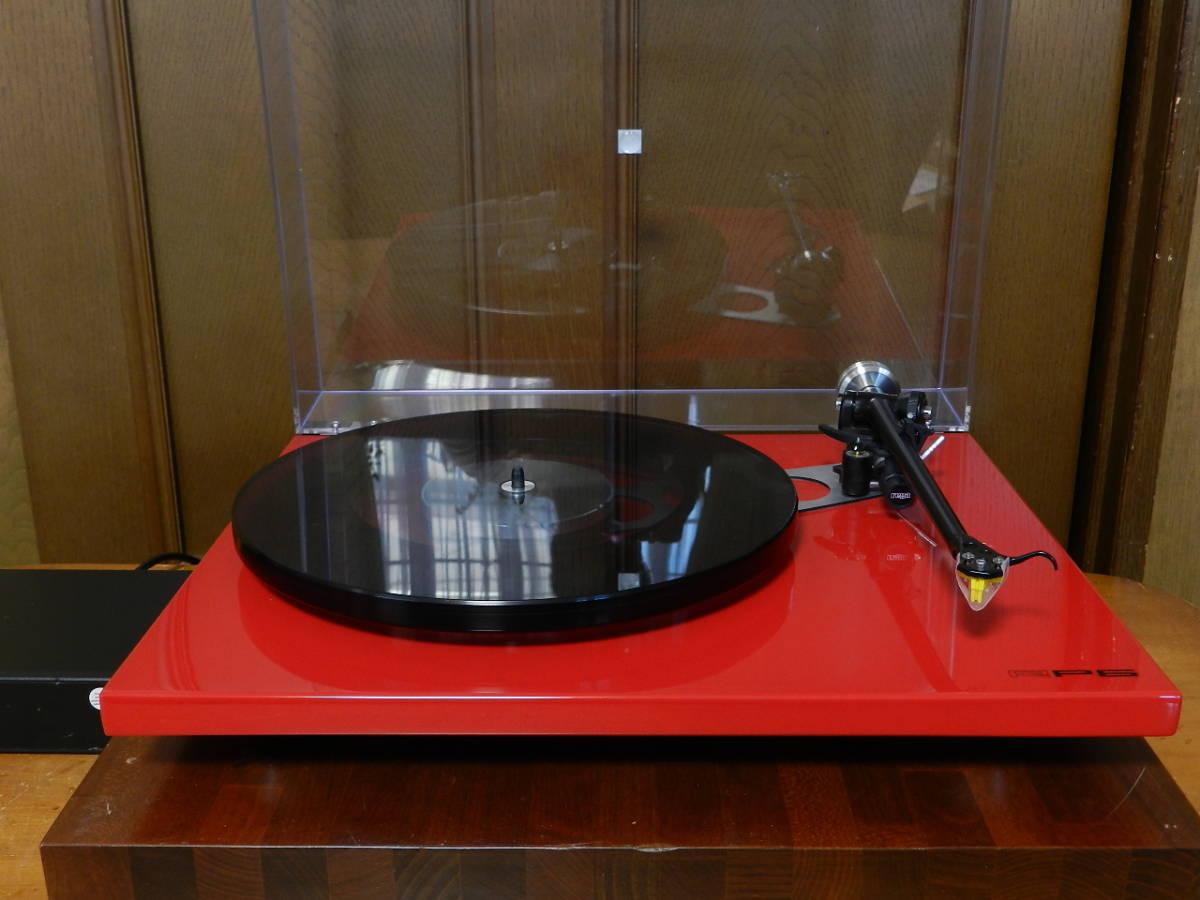 Rega(レガ)RP6//英国製 音楽再生の為のMODELです//カートリッジ装備//新品 開封のみ(メーカー保証付)¥183.600定価品_画像2