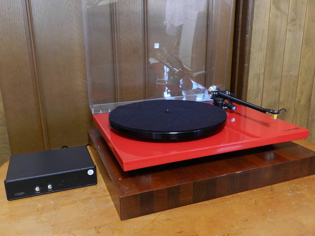 Rega(レガ)RP6//英国製 音楽再生の為のMODELです//カートリッジ装備//新品 開封のみ(メーカー保証付)¥183.600定価品_画像4