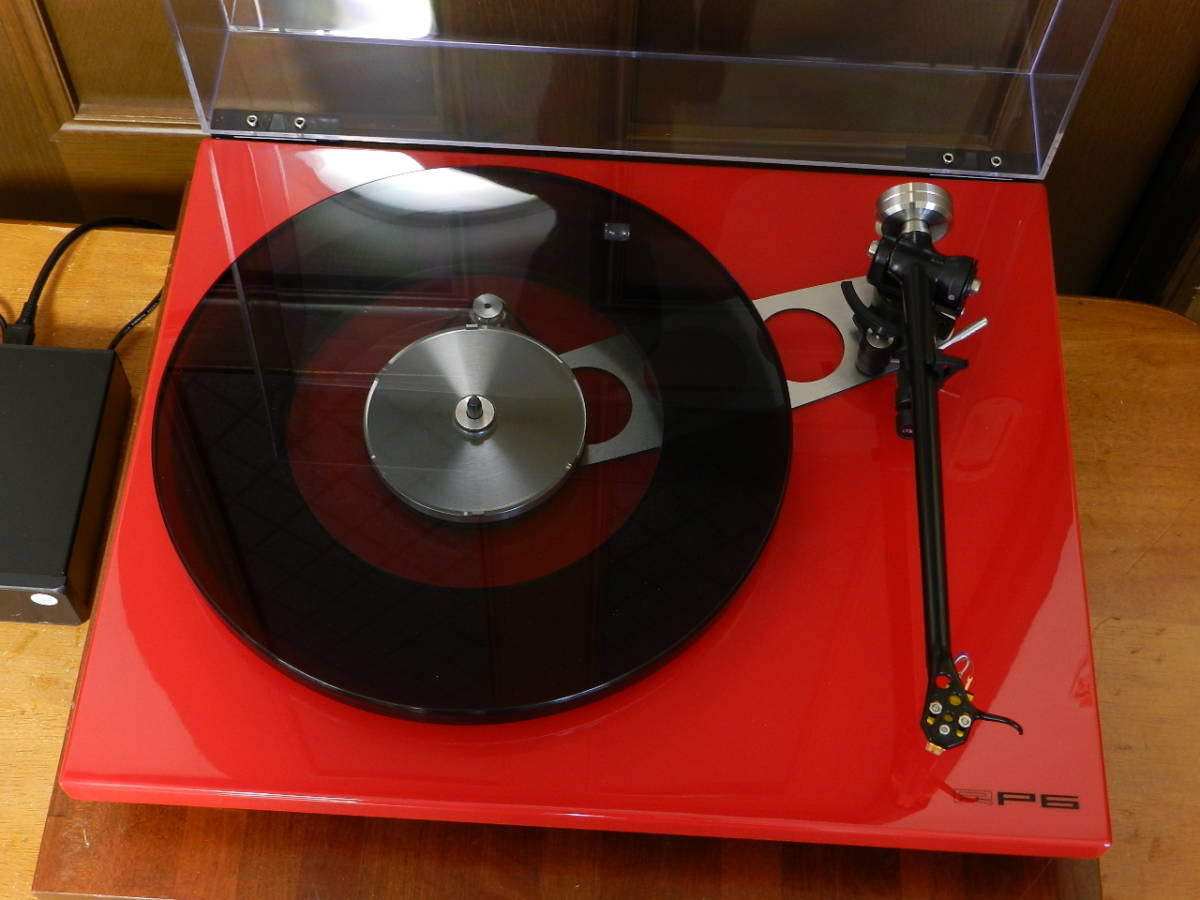 Rega(レガ)RP6//英国製 音楽再生の為のMODELです//カートリッジ装備//新品 開封のみ(メーカー保証付)¥183.600定価品_画像5
