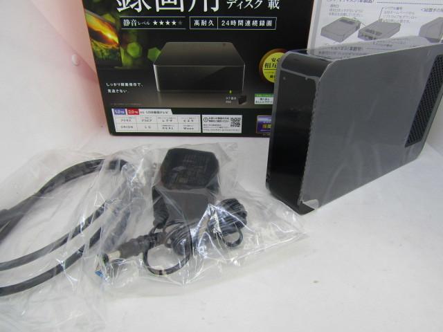 BUFFALO 外付けハードディスク 2TB テレビ録画用HDD採用 HD-LL2.0U3/M _画像2