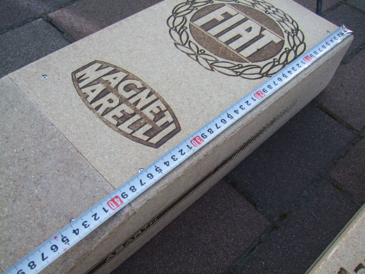 【整理処分全国送料無料】【自作手作り品】Y 木製スロープ かさ上げ高さ98ミリ 幅210 FIATオーナー様 カースロープ ピニンマレリ_画像5
