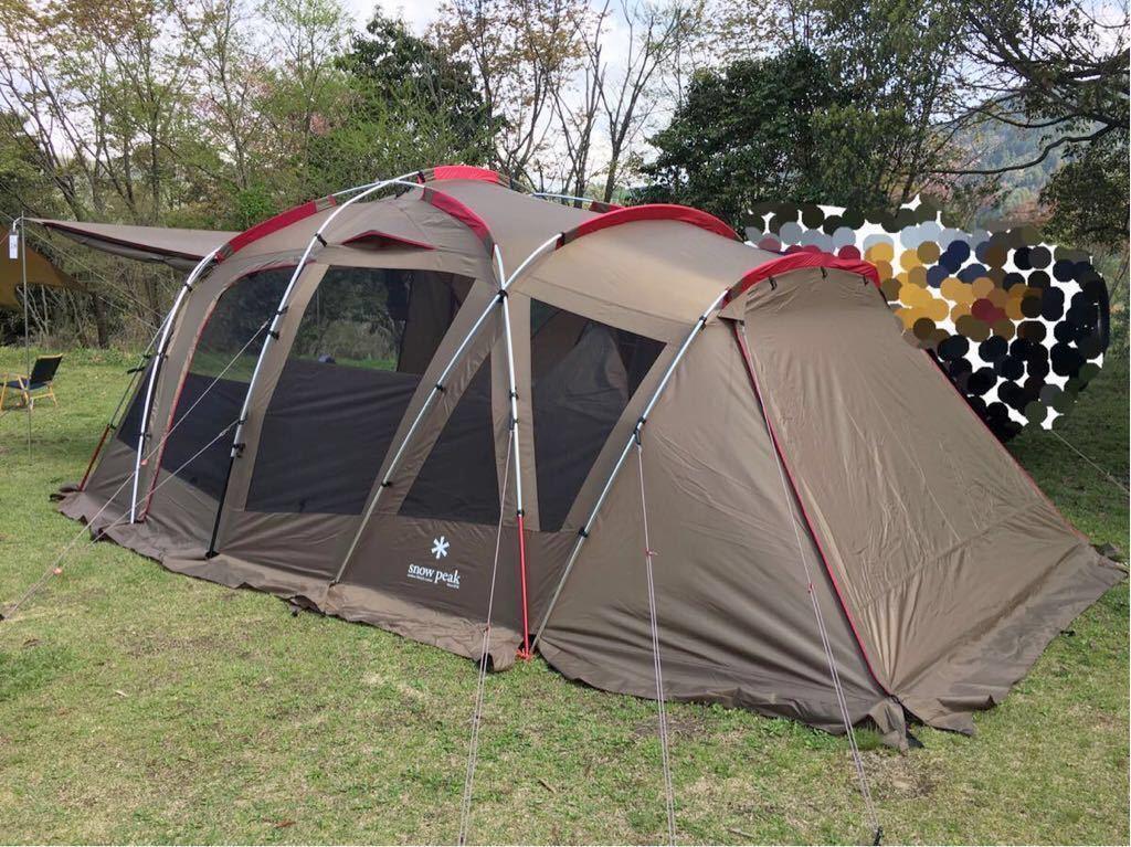 スノーピーク トルテュ pro snow peak テント シェルター キャンプ camp 売り切り!