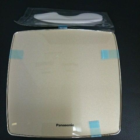Panasonic パナソニック 低周波治療器 おうちリフレ EW-NA65 シャンパンゴールド 全身用 《未使用》_画像3