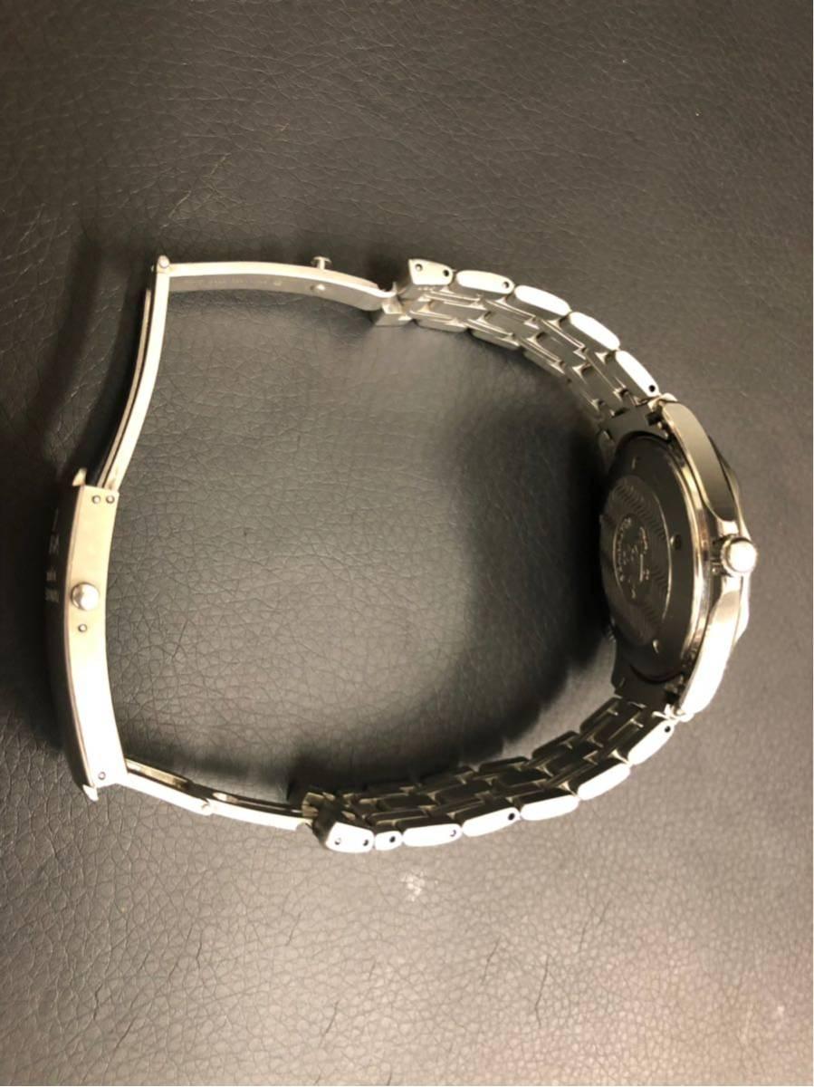訳あり OMEGA オメガ Seamaster Professional chronometer 300m シーマスター プロフェッショナル クロノメーター 自動巻 メンズ _画像9