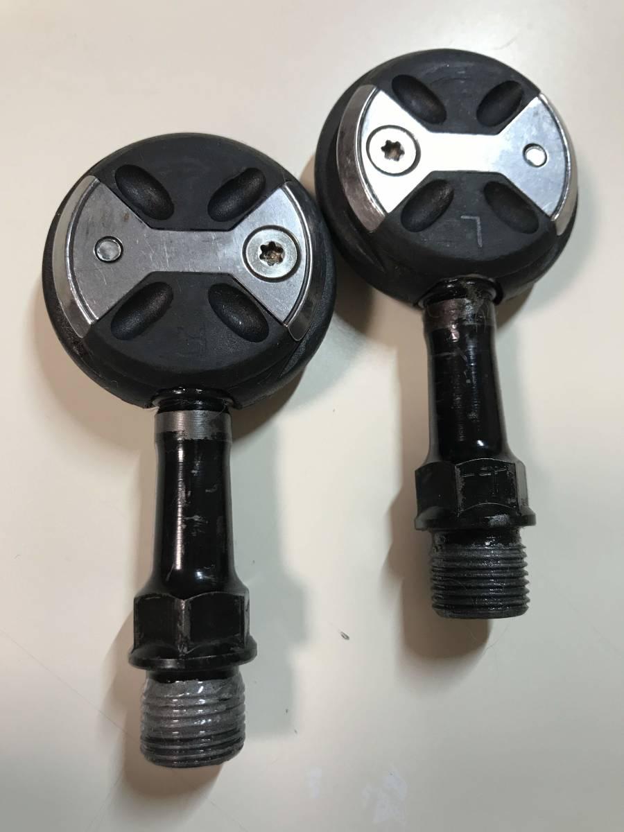 【送料無料】スピードプレイ SPEEDPLAY ライトアクション Light Action ビンディングペダル クロモリ Chromoly BLACK ブラック