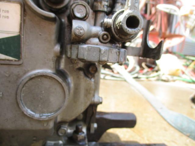 発動機 ヤンマー NFAD5 5.5馬力 ディーゼルエンジン_画像6