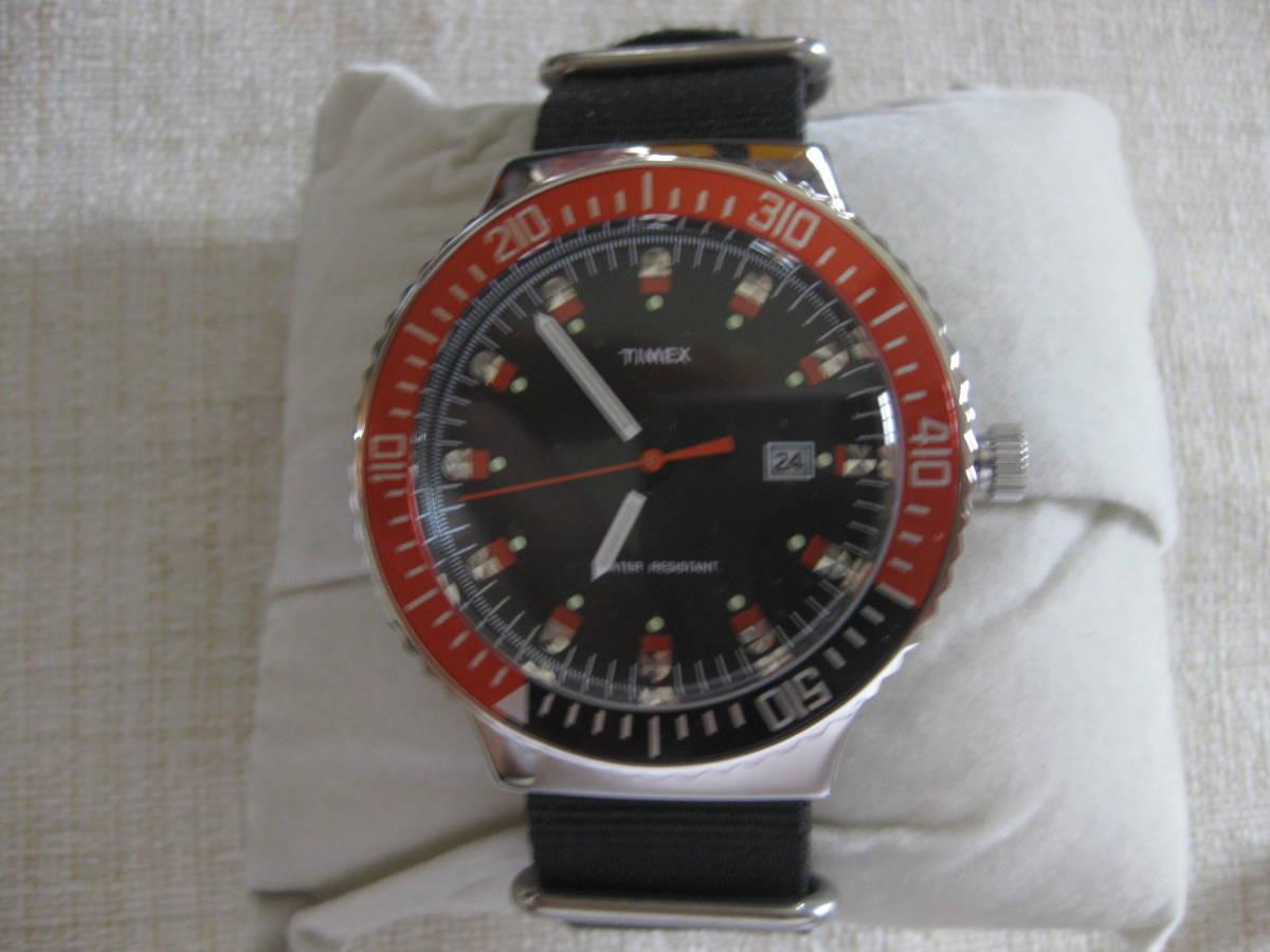 タイメックス TIMEX UG0108 オリジナルズ ヴィンテージ 1978 ダイバー _画像1