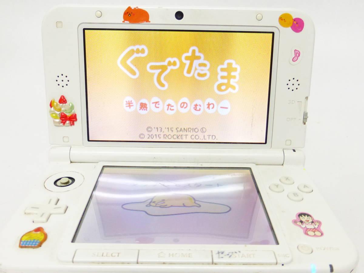 ★ニンテンドー 3DS LL 本体 通電OK ジャンク その2_画像2