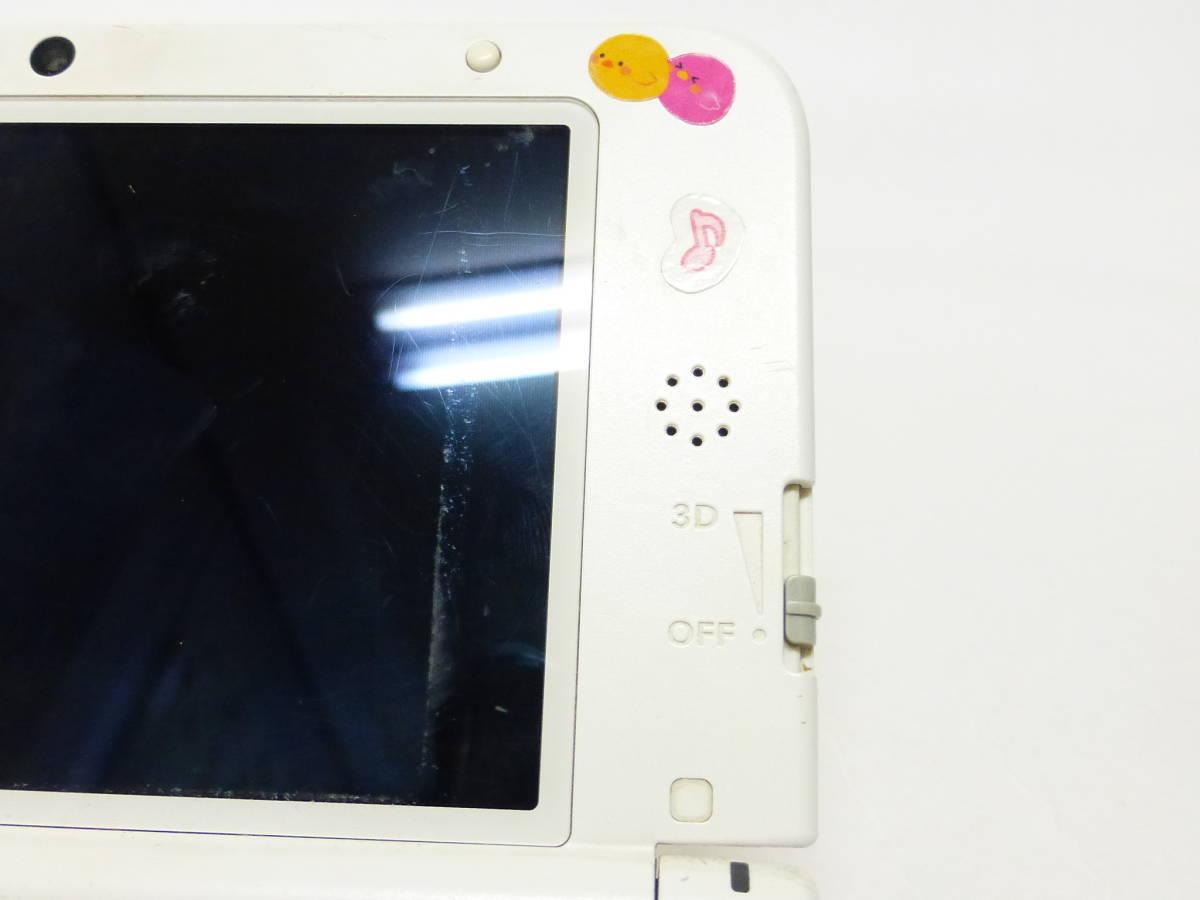 ★ニンテンドー 3DS LL 本体 通電OK ジャンク その2_画像10