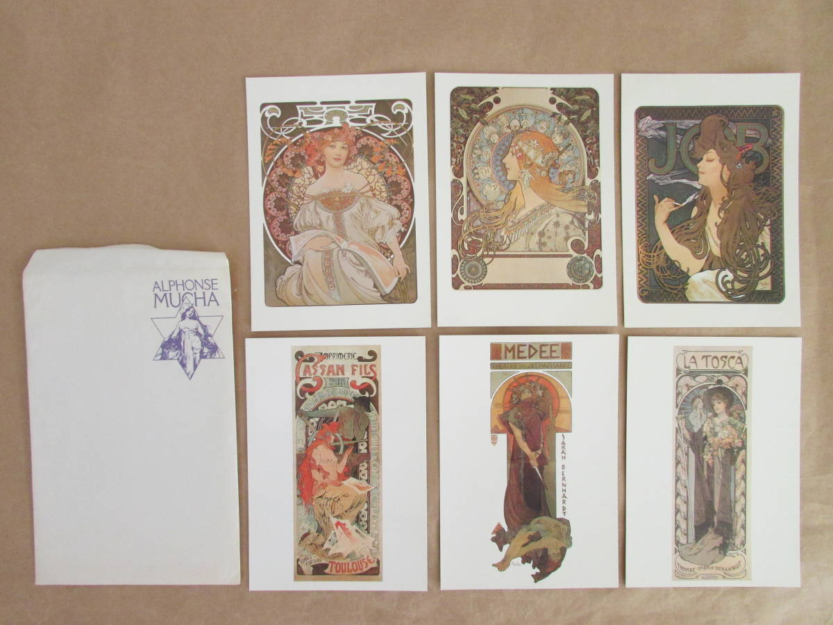 Другой 6  ALPHONSE MUCHA EXHIBITION IN JAPAN 1983